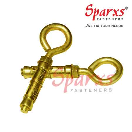 ANCHOR HOOK FASTENERS